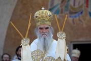 Mitropolit Amfilohije: Premijer Marković neće uspjeti u naumu da posvađa mene i patrijarha Irineja, Mitropolija je Srpska pravoslavna crkva!