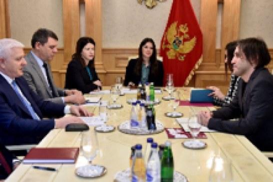 Marković i predstavnici CDT-a razgovarali o snaženju izbornog sistema