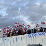 Na Zlatici: Djeca u znak ljubavi i mira pustili u nebo 400 balona u znaku trobojke! (FOTO i VIDEO)