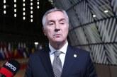 Đukanović: Narod na ulici neće spriječiti državu da obavlja svoj posao, da usvaja i sprovodi zakone