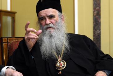 Mitropolit Amfilohije: Milo je izdajnik Crne Gore, nema povlačenja niti zaustavljanja, idemo do Hristove pobjede!