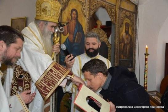 Selektor vaterpolo reprezentacije Crne Gore: Podrška i blagoslov Crkve mi mnogo znače!