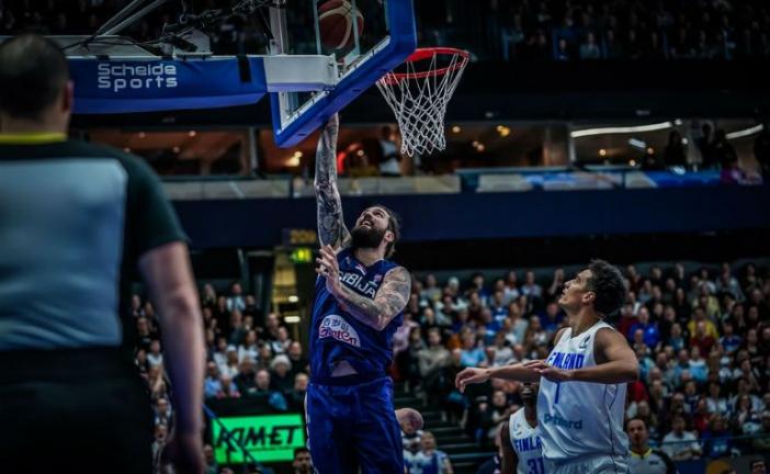 Pala Finska: Srbija pobjedom startovala u kvalifikacijama