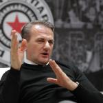 Mijailović: Partizan za zelenim stolom nikad ništa nije dobio, samo je gubio