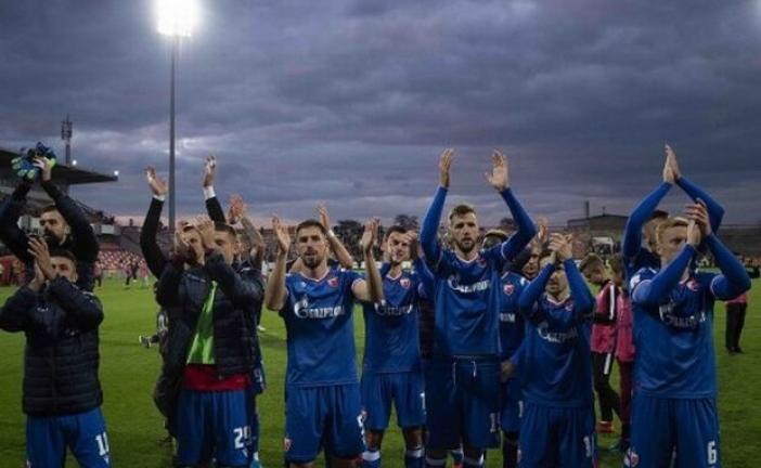 Fudbaleri Crvene zvezde samoinicijativno skupili novac za pomoć bolnicama