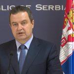 Dačić: EU ne dozvoljava našim zdravstvenim radnicima da se vrate u Srbiju