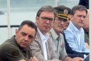 Srbija blizu vanrednog stanja: Vulin pozvao Vučića da preduzme hitne mjere