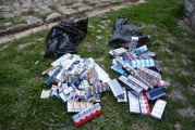 Herceg Novi: Ukrali cigarete iz kioska