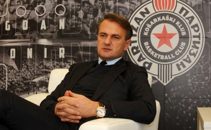 Mijailović: Neće nam značiti titula za zelenim stolom, želimo da je osvojimo na parketu