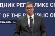 Vučić saopštio: U Srbiji uvedeno vanredno stanje!