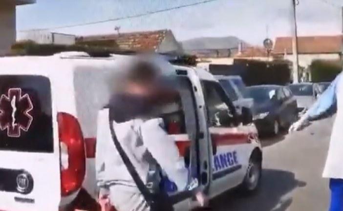 Podgorica: Zbog kršenja kućne samoizolacije poslat u karantin