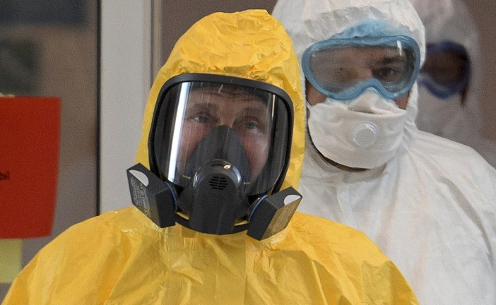 Putin: Oštrim mjerama pobijedićemo virus za manje od tri mjeseca
