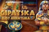 Egipatska slot avantura u Meridianbetu - idealna kombinacija dobrog provoda i spektakularnih nagrada