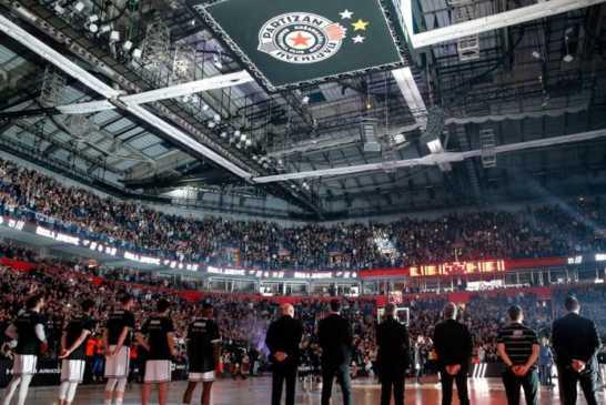 Oglasio se Partizan: Zalagali smo se da trenutni plasman postane konačan
