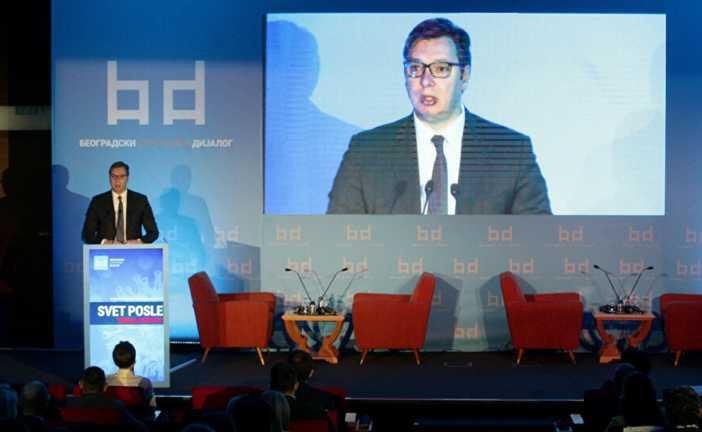 Vučić: Nećemo prihvatiti ulogu da slušamo, ma kako neki voljeli da nam je namijene zauvijek