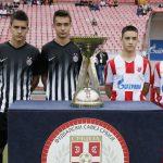 Žreb za četvrtfinale Kupa Srbije: Partizanu i Zvezdi nije moglo lakše