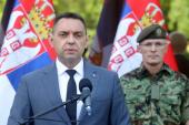 Vulin: Predsjednika Makedonije niko neće pitati za mišljenje o rešenju problema na KiM!