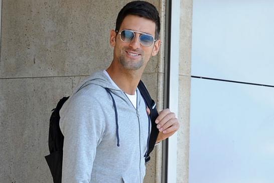 Novak Đoković stigao u Beograd, sprema se regionalni spektakl
