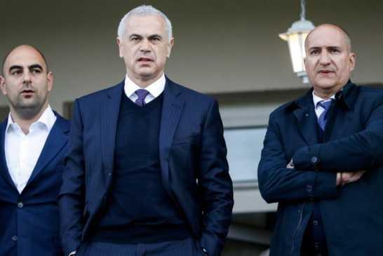 Zvezdan Terzić: Zvezdina budućnost je regionalna liga i novi stadion