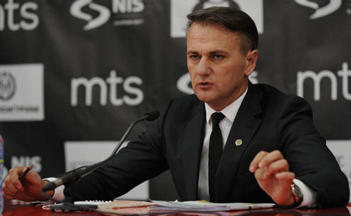Mijailović: Partizan ostaje u Evrokupu, bila je to najteža odluka u životu