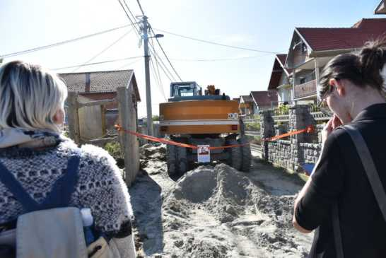 Poginuo albanski državljanin: Radnika zatrpala zemlja