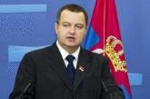 Dačić o Crnoj Gori: Izmislili su određene brojke, pustili građane Kosova koji nemaju velika testiranja!