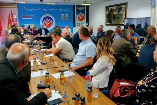 Glavni odbor SNP-a: Puna podrška Mitropoliji, ostajemo na istom kursu