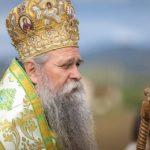 Vladika Joanikije poručio: Borimo se za Crnu Goru Marka Miljanova i Njegoša, režim sprovodi zlu volju prema narodu!