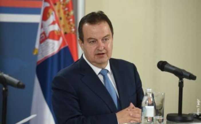 Dačić odgovorio Darmanoviću: Zovite OVK i mudžahedine da vas brane, to su vam istorijski saveznici!