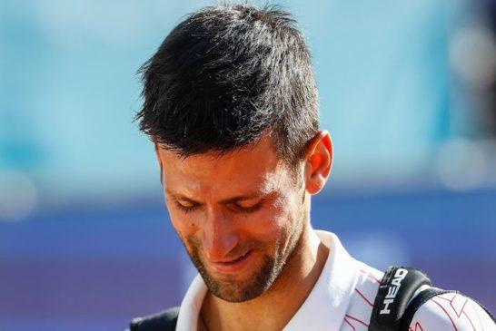 Novak Đoković pozitivan na Kovid-19!