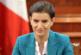 Brnabić: Očekujem izmjenu odluke, turisti iz Srbije važni za crnogorsku ekonomiju i turizam