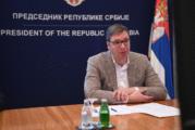 Vučić se oglasio povodom nemira u Americi: Podrška Trampu