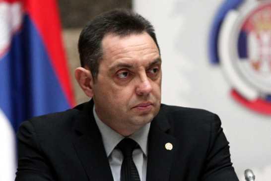 Vulin: Vojska za ponos Srbije, posvećenost i podrška Vučića