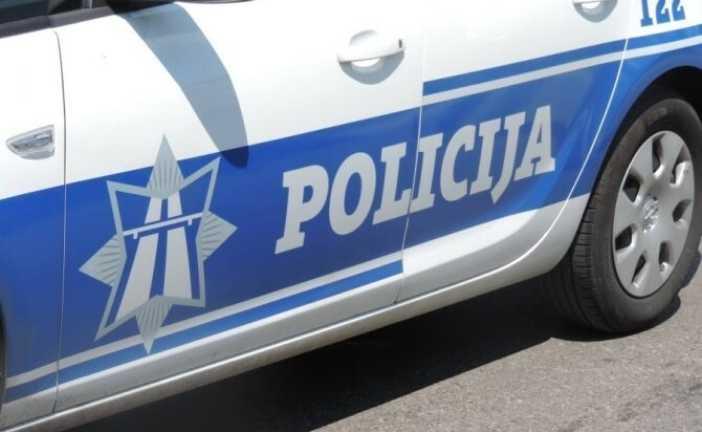 Hapšenje u Nikšiću: Vozio auto sa 3,34 promila alkohola u krvi!