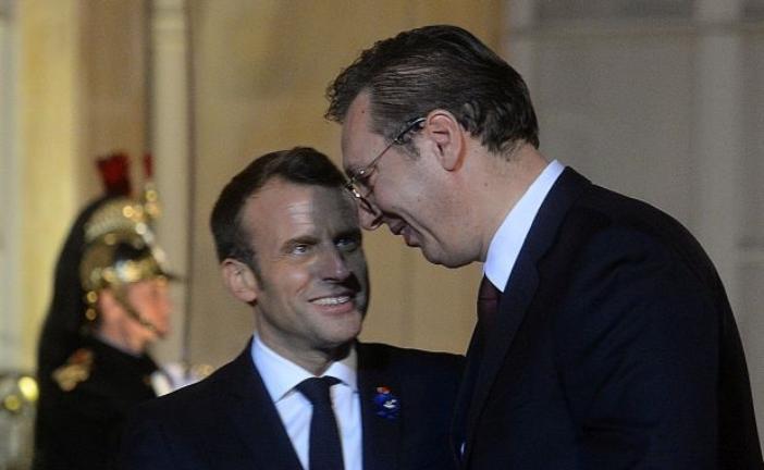 Vučić u četvrtak u Parizu u četiri oka sa Makronom
