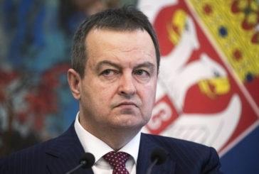 Dačić odgovorio Darmanoviću: Zovite OVK i mudžahedine, tradicionalne prijatelje Crne Gore da vas brane od Srbije!