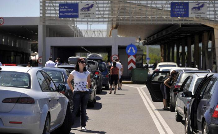 Grčka granica ostaje kompletno zatvorena za Srbe do 1. avgusta?