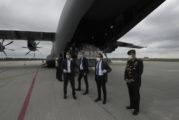 U Beograd sletio avion pun opreme za Novi Pazar, Tutun i Sjenicu