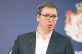 Vučić: Zabrana svih javnih okupljanja od sutra, od petka policijski čas do ponedeljka
