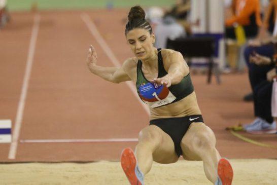 Ivana Španović polomila metatarzalnu kost