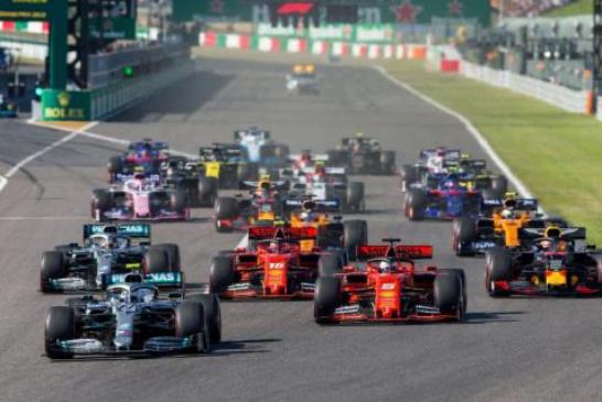 Bez trka Formule 1 u SAD, Meksiku i Brazilu, vraća se Imola