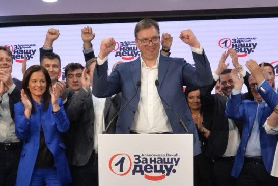 RIK saopštio zvanične rezultate izbora: Za SNS glasalo 60,65 odsto birača, dobili 188 mandata