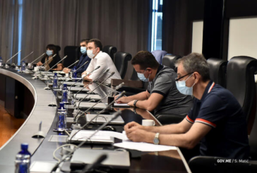 NKT: Značajan porast slučajeva koronavirusa u Podgorici
