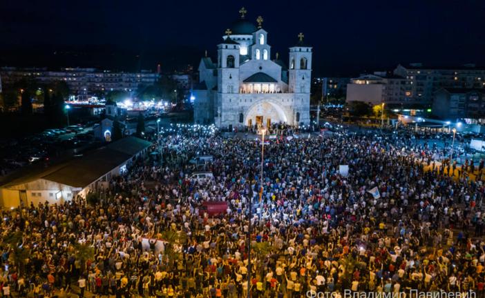 Mitropolija odgovorila Boškoviću: Sramni i lažni napadi na Crkvu, izgleda je za njega i Janko Vukotić izdajnik!
