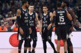 Evrokup: Partizan u trećem šeširu, Budućnost u drugom, Virtus u četvrtom