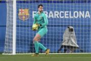 Carević: Nastavljam da se borim za dres Barselone