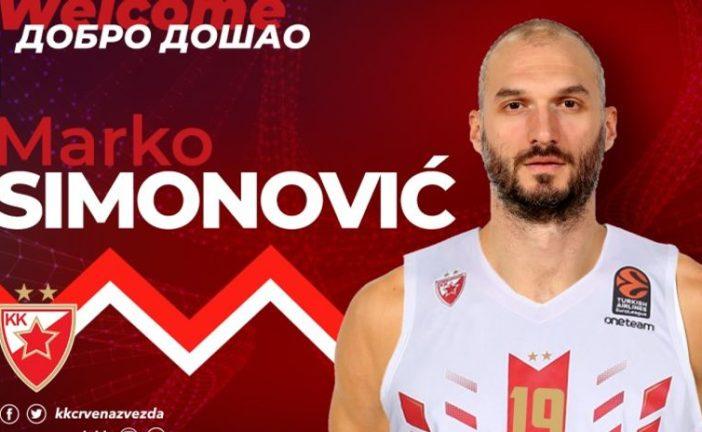 Simonović dvije godine u Zvezdi