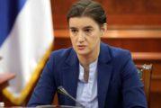 Brnabić: Vlada Srbije biće formirana sredinom oktobra