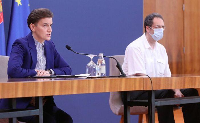 Rekordan broj ljudi na respiratorima: U Srbiji 12 preminulih, 279 novozaraženih