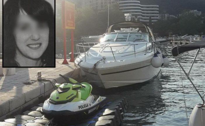 Otkriven identitet stradale djevojke u moru kod Budve: Poginula kcerka bivseg gradonacelnika Zabljaka